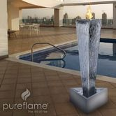 AWESOME!!!! Found it at Wayfair - Tower of Fire Column