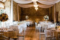 A dream summer wedding at Notley Abbey featuring personalised detailing throughout. August Wedding, Summer Wedding, Wedding Breakfast, Get Over It, Wedding Venues, Table Decorations, Canning, Draping, Photography
