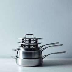 Lid Master - Stack, separate, organize, and boil.
