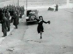 """""""Roma città aperta"""" (1945), capolavoro neorealista  di Roberto Rossellini, è ambientato nel caratteristico quartiere popolare del Pigneto."""