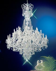 Classic Lighting 72 Crystal All Glass Chandelier from the Bohemia Colle (swarovski strass) Chandelier Shades, Glass Chandelier, Chandelier Lighting, Crystal Chandeliers, Antique Chandelier, House Lighting, Classic Lighting, Gold Chrome, Polished Chrome