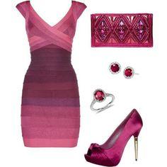 Pink... Prep 101 Fashion Book