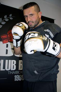 #WBO #Cruiserweight European Champion Nuri Seferi wearing #RDXSports gloves!