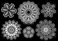 Doily patterns