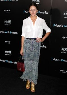 Olivia Palermo Photo - 'Friends With Benefits' New York Premiere
