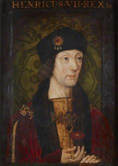 Henry VII (1457–1509)  British (English) School  National Trust, Anglesey Abbey