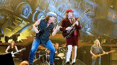 Le groupe de hard rock AC/DC est numéro 1 des ventes d'albums en France avec <i>Rock or Bust</i>.