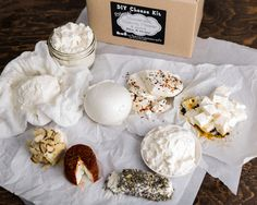 Deluxe DIY Cheese Kit Make Mozzarella Ricotta by UrbanCheesecraft, $50.00