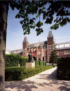 Rijksmuseum, Amsterdam (the Netherlands)