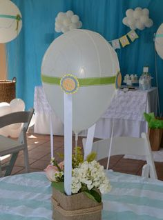 boy baby shower decorations - Google Search