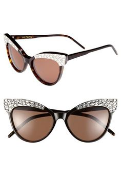 Wildfox 'Le Femme 2' Cat Eye glasses - only in prescription for some fun