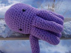 Octopus stuffy