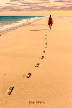 Just walk by Carlos M. Almagro