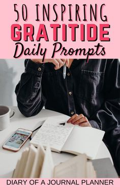 Try out these daily gratitude journal prompts to learn to appreciate all the things in your life. #gratitudejournal #journalprompts #gratitudeprompts #journalideas #inspring Gratitude Journal Prompts, Journal Quotes, Book Journal, Journal Questions, Stress Factors, Give Directions, Bullet Journal Printables, Kind Person, Sick Kids