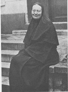 Saint of the Open Door On January the Holy Synod of the Ecumenical Patriarchate in Istanbul recognized Mother Maria Skobtsova as . St Maria, Religion, New Saints, Sunday School, Paris, People, Catholic, Inspirational, Icons