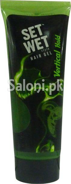 SET WET STYLING HAIR GEL 100 ML Saloni™ Health