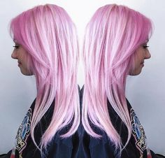 Cotton Candy Princess! Color done by PMTS Sherman Oaks Future Professional Leslie !