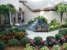 Low Maintenance Front Yard Landscaping | small front yard landscaping ideas pictures » landscaping photos
