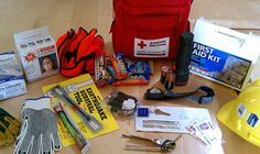 If you are serious about survivalism preparedness, then you know that one bug out bag won't cut it.  You need different kits for different situations.  Here is nine different important kits to help jump start your preparedness for any situation.