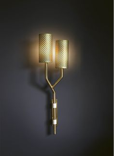 Yew Wall Light by Bert Frank