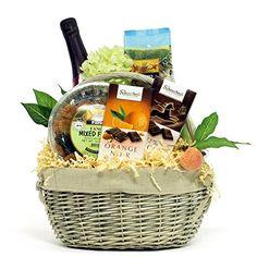 Kosher for Passover Sweet Gift Basket  #KosherGiftBasket #KosherForPassover #GiftBaskets