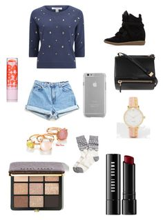 """""""Warm day ;*"""" by leila-hussain ❤ liked on Polyvore featuring Autumn Cashmere, Isabel Marant, Case-Mate, Givenchy, Tiffany & Co., Kate Spade, Brooks Brothers and Bobbi Brown Cosmetics"""