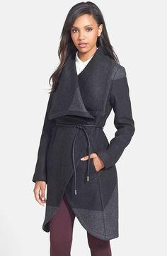 Wrap Coat //