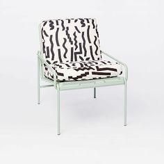 Eric Trine + Dusen Dusen Outdoor Lounge Chair #westelm