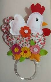 1 million+ Stunning Free Images to Use Anywhere Farm Crafts, Easter Crafts, Diy And Crafts, Christmas Crafts, Sewing Crafts, Sewing Projects, Projects To Try, Chicken Pattern, Chicken Crafts