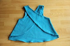 Tank top tunic dress from upcycled t-shirt