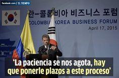 osCurve   Contactos : El presidente Juan Manuel Santos aseguró que toda ...