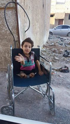 FAcebook children of Syria