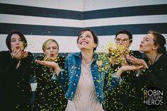 Idées shoot photo #evjf #enterrementdeviedejeunefille #lille #girly #reinedelorganisation