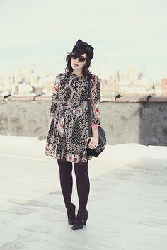 Keiko_Lynn_Babydoll_Dress3 by keikolynnsogreat, via Flickr