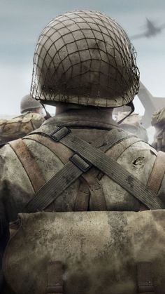Call of Duty PC beta end date and PC system specs Win_COD_WWII Call of Duty: WWII is an upcoming first-person shooter. Military Drawings, Military Tattoos, Indian Army Wallpapers, Ww2 Posters, Band Of Brothers, Call Of Duty Black, Gaming Wallpapers, Modern Warfare, Military Art