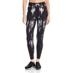 Elie Tahari Women's Wyatt Legging ($52) ❤ liked on Polyvore featuring pants, leggings, print pants, legging pants, print leggings, elie tahari pants and fitted pants