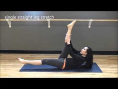 POP Pilates for Beginners: Ab Time! - YouTube
