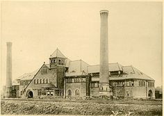 Freeport Long Island History: Lost Freeport -  Milburn Pumping Station (Brooklyn Water Works)
