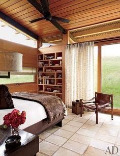 A Modern Montana Home : Interiors + Inspiration : Architectural Digest June 2012