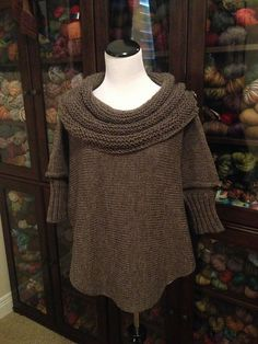 Weekend Swoncho pattern by Kathleen England and Barbara Condon