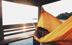 Sweet dreams are made of these :) Great  @babynightingale #hammocklife #hammockliving #hammock #adventure #travel #relax