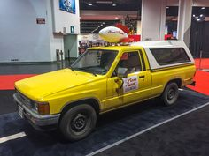 D23 Expo 2015: Real life Pizza Planet truck built by Pixar fans
