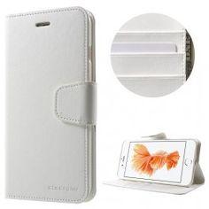 iPhone 7 plus valkoinen puhelinlompakko.