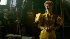 """Costume from the Movie """"Crimson Peak"""" directed by Guillermo Del Toro (2015)"""