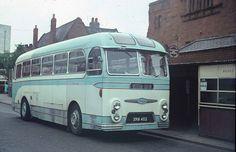 """Daimler """"Freeline"""" coach 1967."""