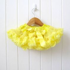 Your baby girl will simply look adorable in our infant pettiskirt. Dress her up with a fancier top for special occasion or dress down with a onesie or a tee. Bring on the extra cute :) To find this search ' Infant Pettiskirt' on dtll.com.au (link in profi