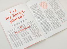 99U Quarterly (No.6) #layout