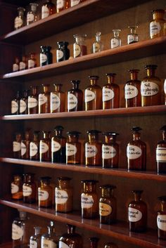 """Apothecary"" by photojennic    The amazing collection of historical apothecaries at the Bergisches Museum in Schloss Burg, Burg an der Wupper, Germany"
