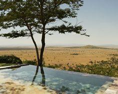 Singita Game Reserve, Tanzania