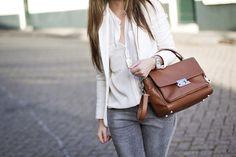 Michael Kors bag/Zara clothes